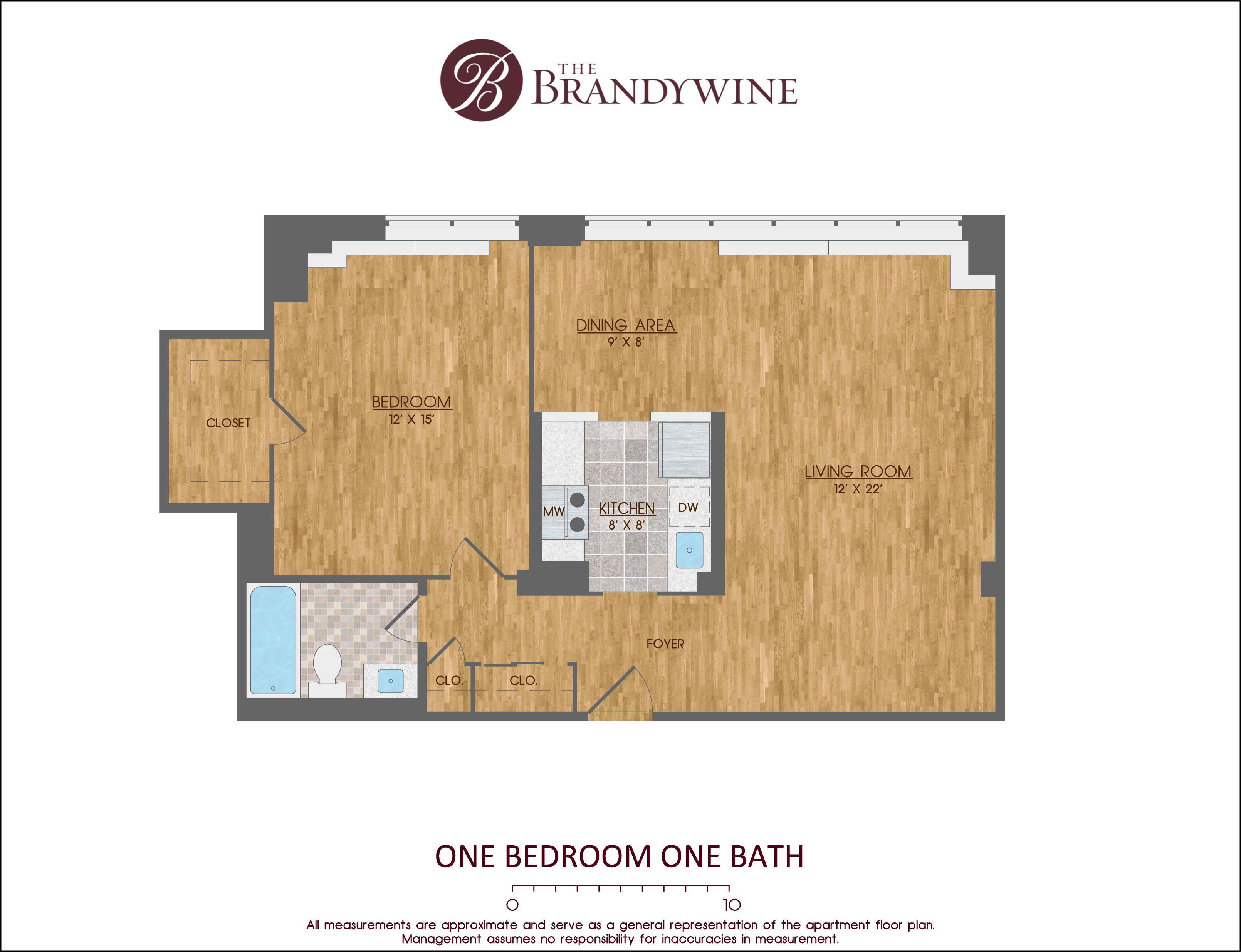 The Brandywine Apartments Washington Dc Welcome Home